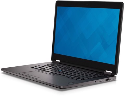 Dell Latitude E 7470 i5/8/SSD256/HD