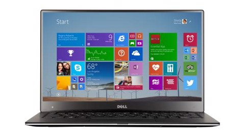 Dell XPS 13 9343 Core I7-5500U/ Ram 8G/ 256GB SSD /13.3 QHD+ Touch