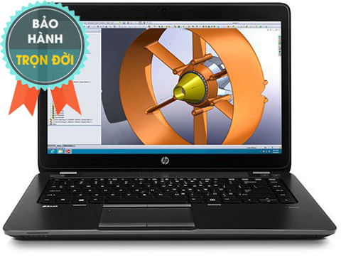 HP ZBook 14 i5/4/320GB