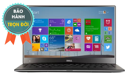 Dell XPS 13 9343 Core I5-5200U/ Ram 4G/ 256GB SSD /13.3 QHD+ Touch