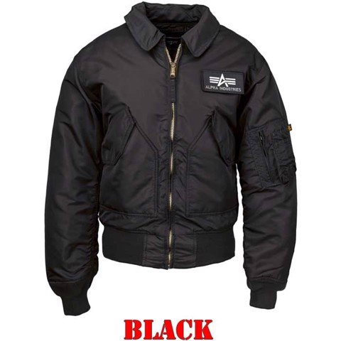 Áo khoác Alpha CWU 45-P Nylon Flight Jacket