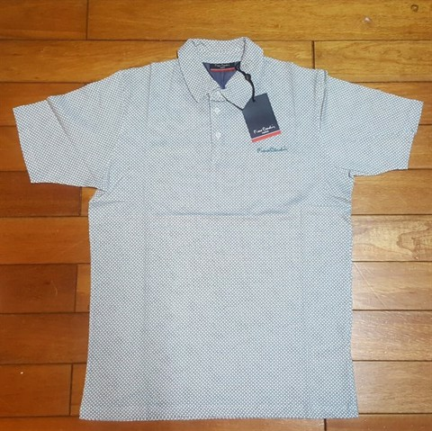 Áo Thun Cotton Pierre Cardin Polo Geo P63