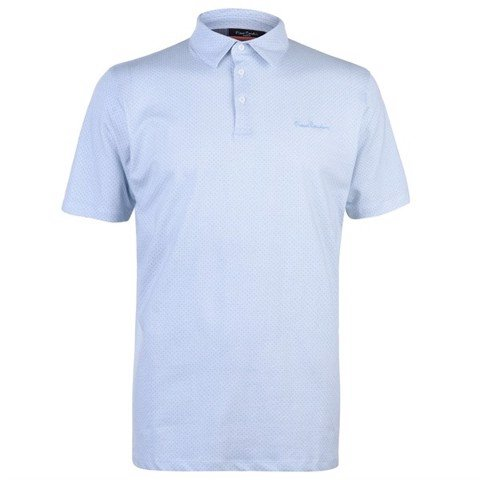 Áo Thun Cotton Pierre Cardin Polo Geo P64