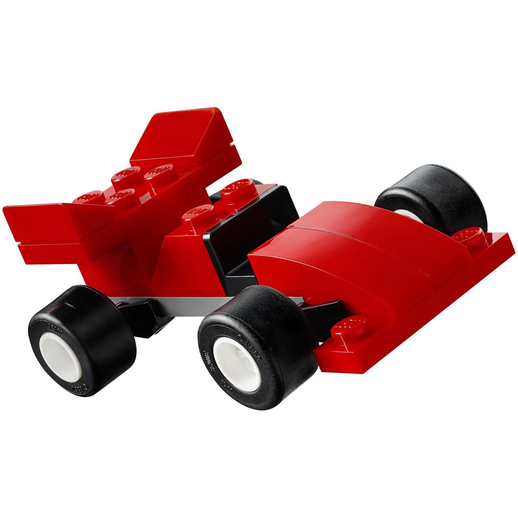 LEGO - Hộp Lắp Ráp Classic Màu Đỏ - 10707