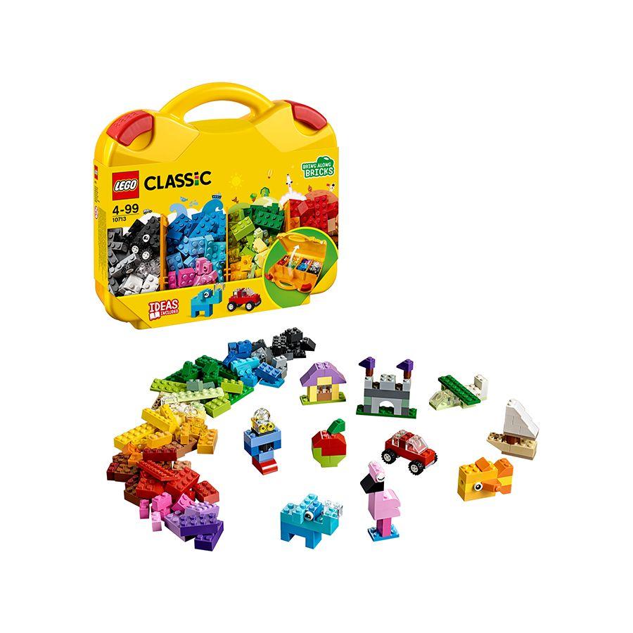 Vali LEGO Classic Sáng tạo - LEGO CLASSIC 10713