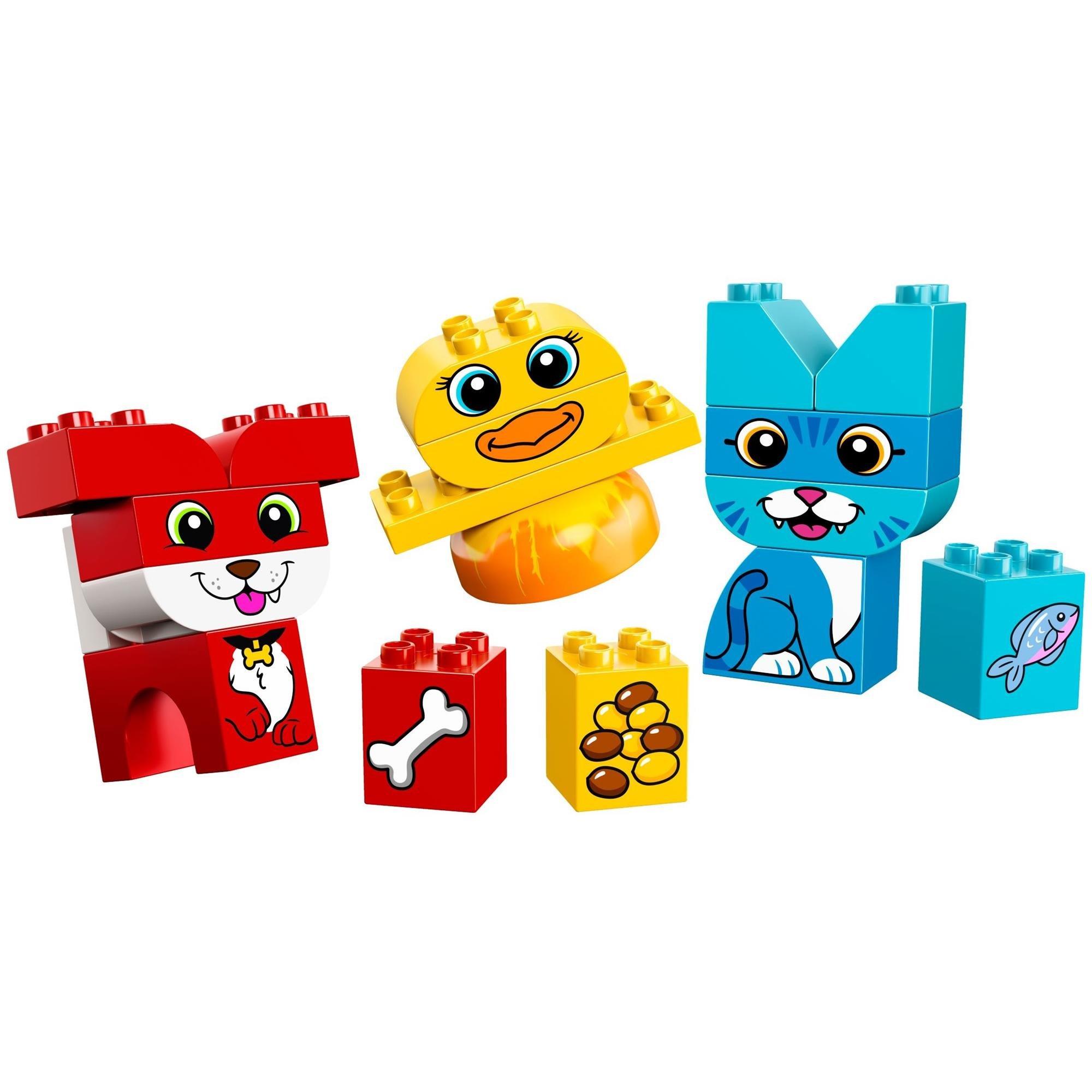 LEGO - Bộ Thú Cưng Đầu Tiên Của Bé - 10858