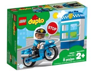 XE CẢNH SÁT - LEGO DUPLO 10900