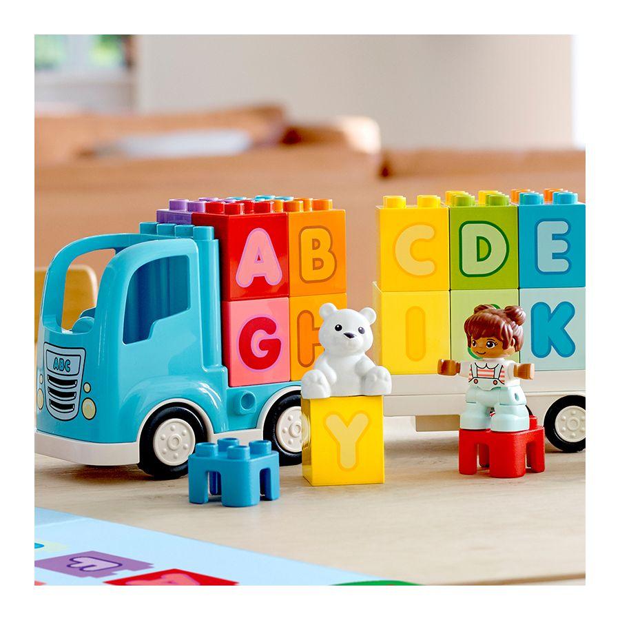 Đoàn Tàu Học Chữ - LEGO DUPLO 10915