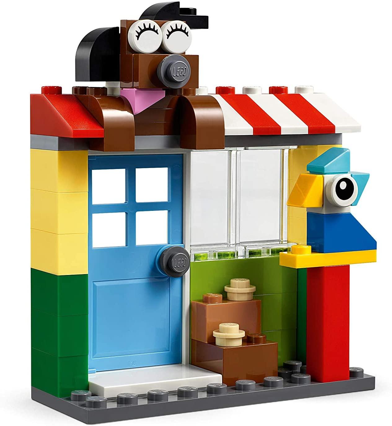 LEGO-Bộ Gạch Classic Kèm Chi Tiết Đặc Biệt-11003