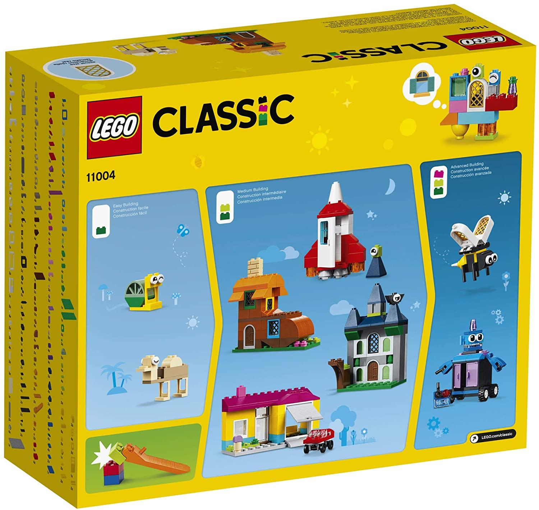 LEGO-Bộ Gạch Chi Tiết Cửa Sổ Sáng Tạo-11004