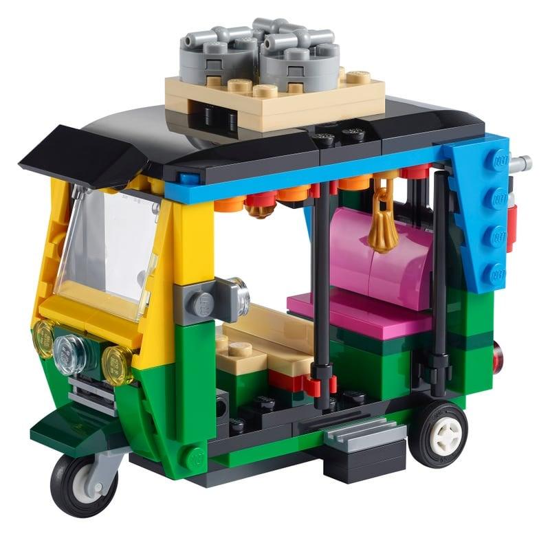 Tuk Tuk - LEGO CREATOR 40469