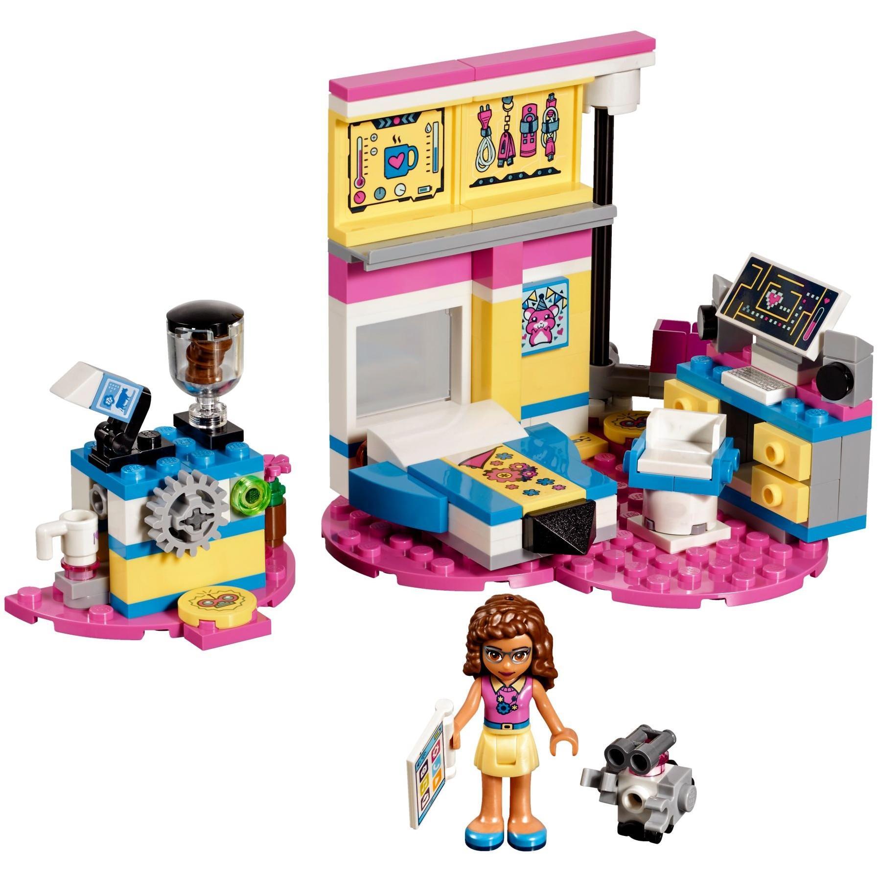 LEGO - Phòng Ngủ Sang Trọng Của Olivia - 41329