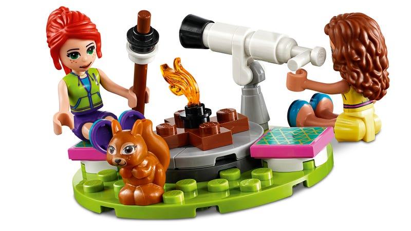 Cắm Trại Ngoài Trời - LEGO FRIENDS 41392