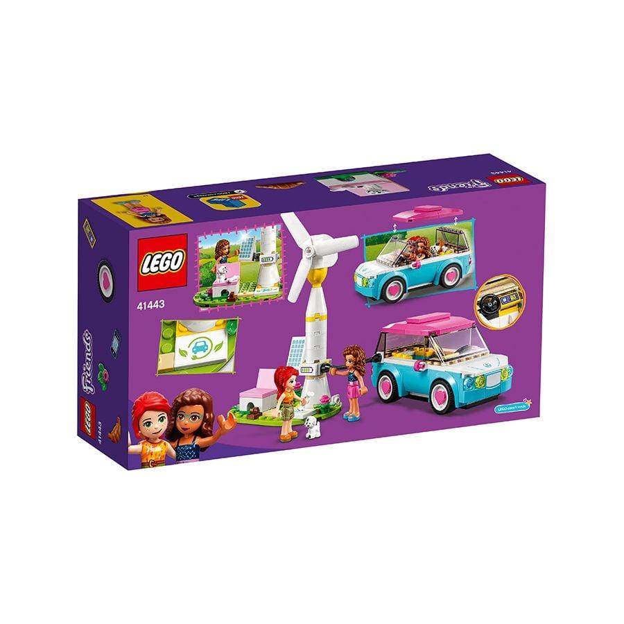 Ô Tô Điện Sành Điệu Của Olivia - LEGO FRIENDS 41443