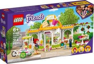Tiệm Cà Phê Hữu Cơ Heartlake - LEGO FRIENDS 41444
