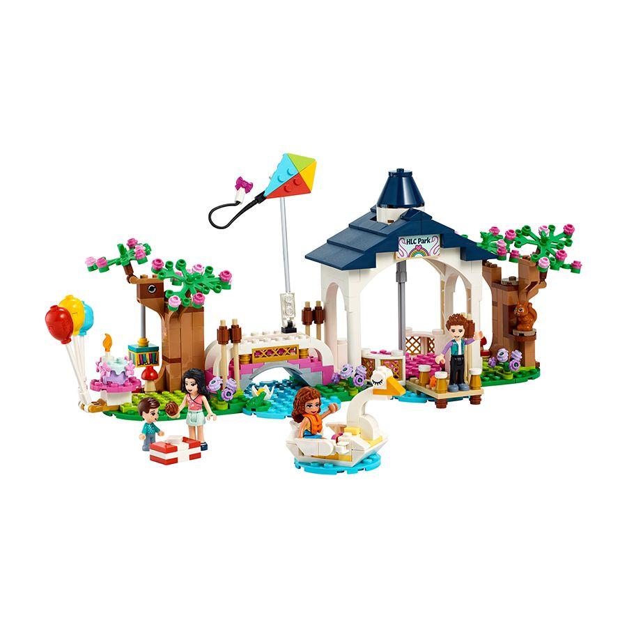 Công Viên Giải Trí Thành Phố Heartlake - LEGO FRIENDS 41447