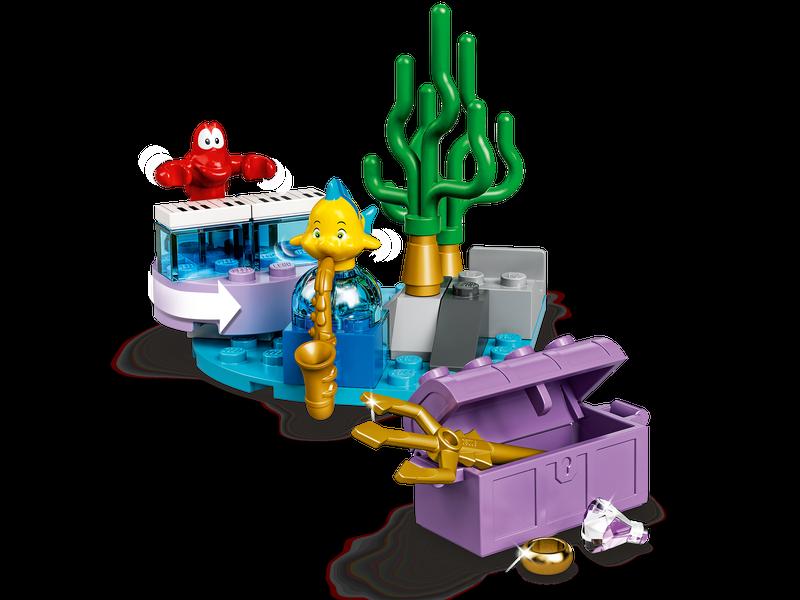 Du Thuyền Của Nàng Tiên Cá - LEGO DISNEY 43191