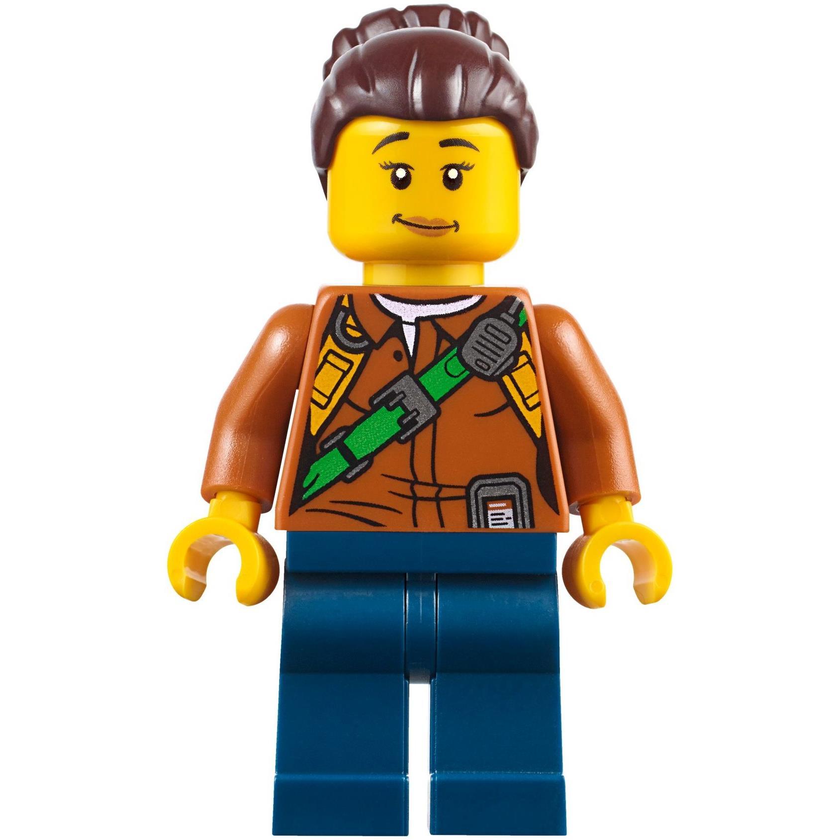 LEGO - Biệt Đội Thám Hiểm Rừng - 60159