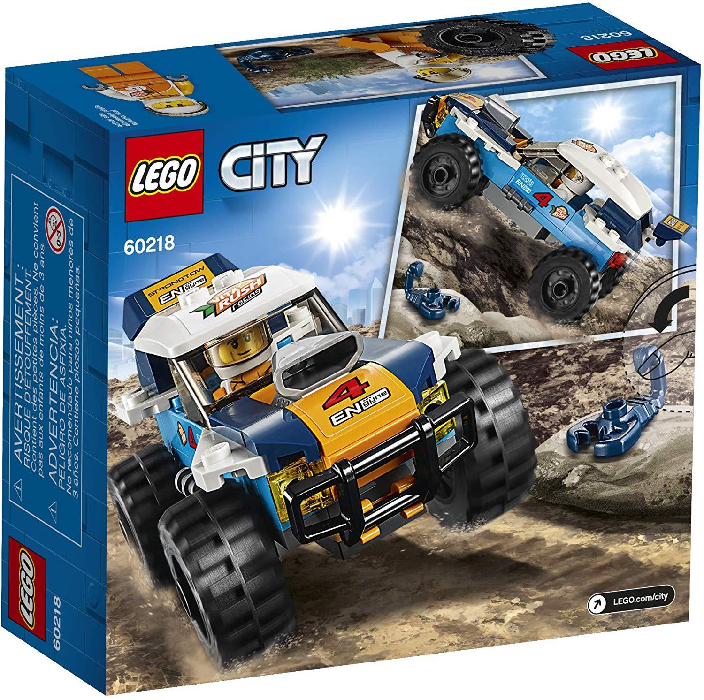 LEGO-Xe Đua Sa Mạc-60218