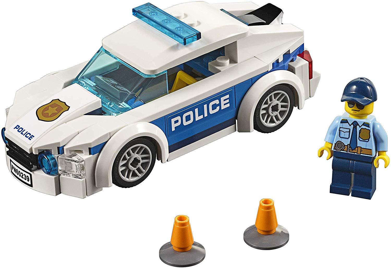 LEGO-Xe Tuần Tra Cảnh Sát-60239