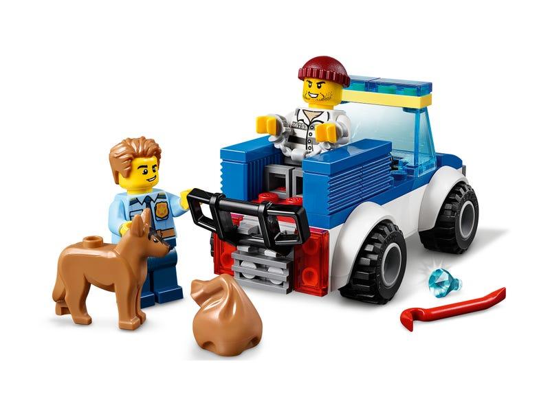 Biệt Đội Cảnh Khuyển - LEGO CITY 60241
