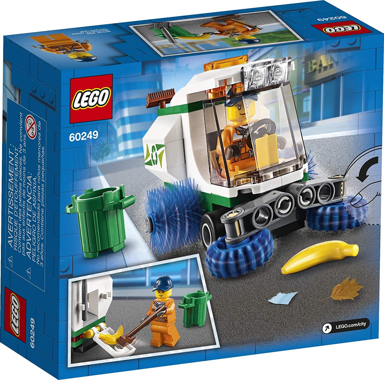 LEGO-Xe Quét Đường-60249