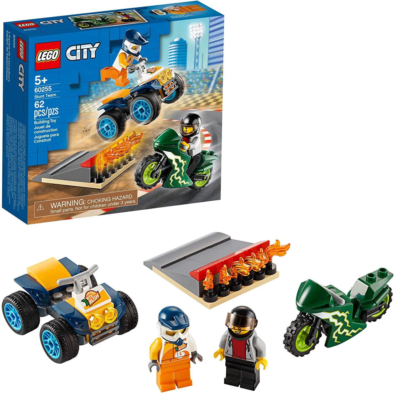 LEGO-Biểu Diễn Nhào Lộn-60255