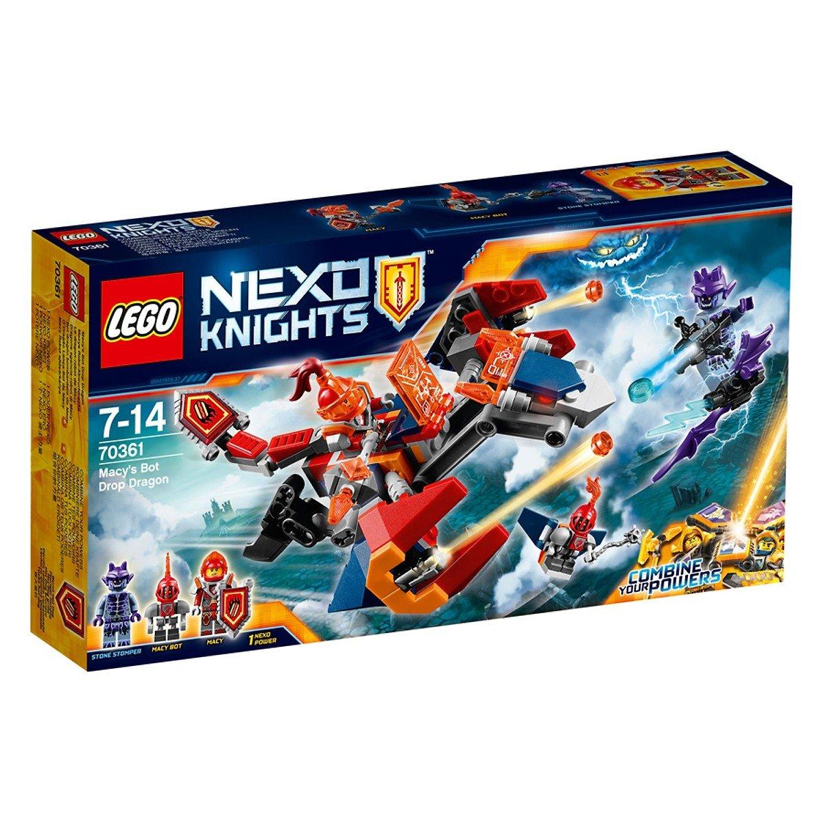 LEGO-Rồng Máy Bay Của Marcy-70361