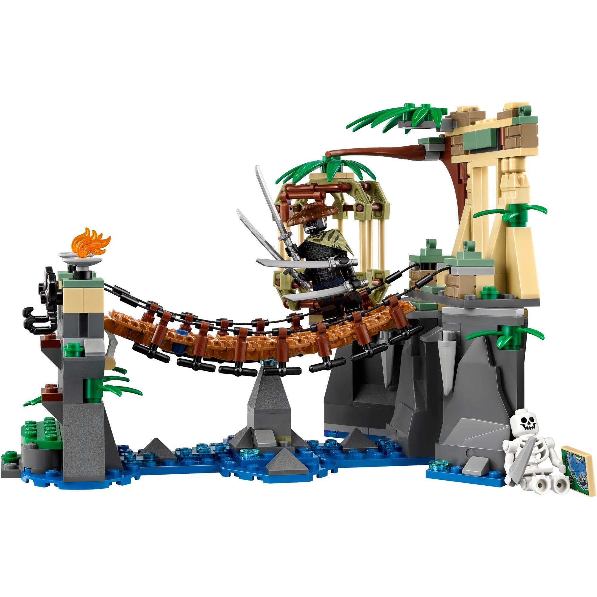 LEGO - Vượt Cầu Hiểm Trở - 70608