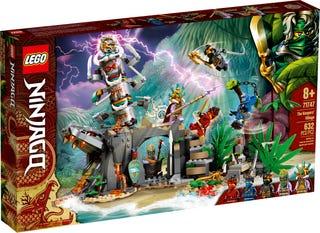 Ngôi Làng Rừng Xanh - LEGO NINJAGO 71747
