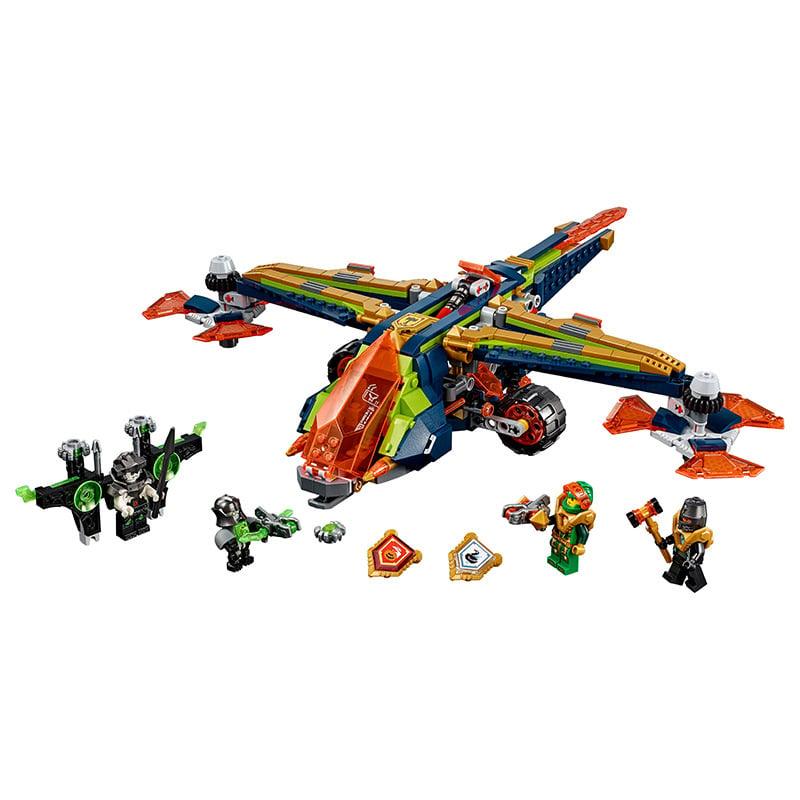LEGO-Máy Bay Biến Hình Của Aeron-72005