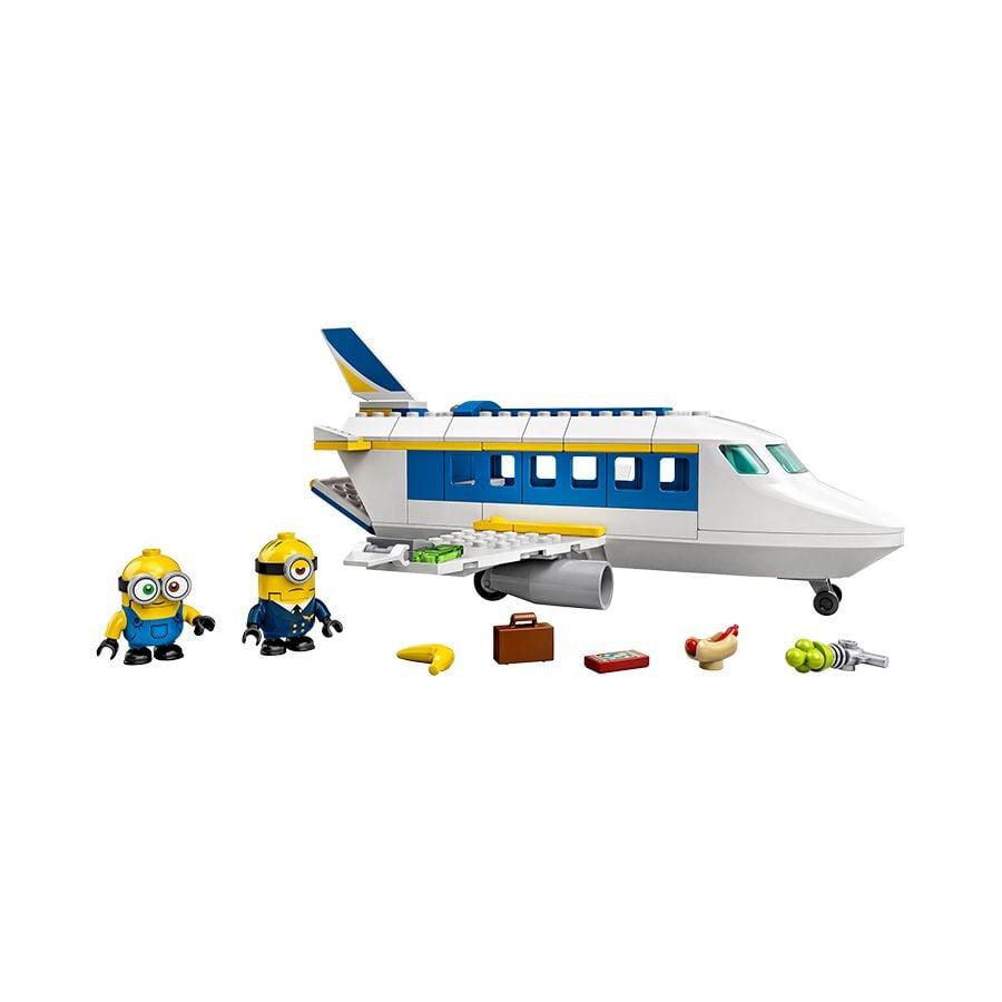 Phi Cơ Giải Cứu Minions - LEGO MINIONS 75547