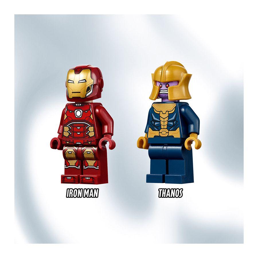 Người Nhện Đối Đầu Thanos - LEGO MARVEL 76170