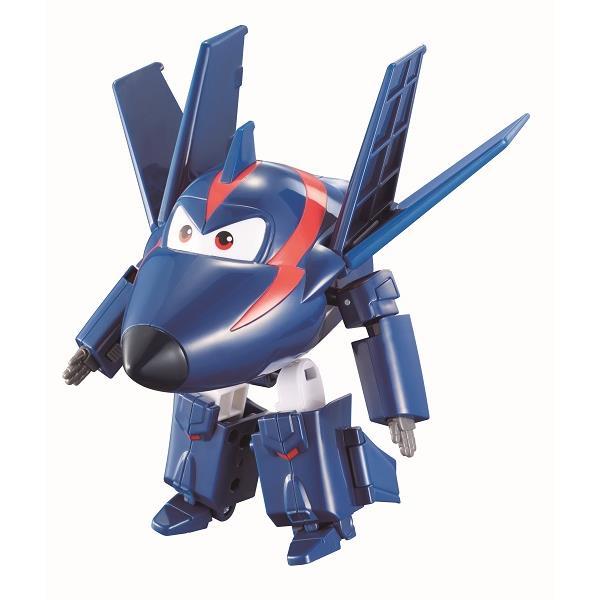 SUPERWINGS - Robot Biến Hình Máy Bay Cỡ Lớn  -  Chase Điệp Viên - YW720223