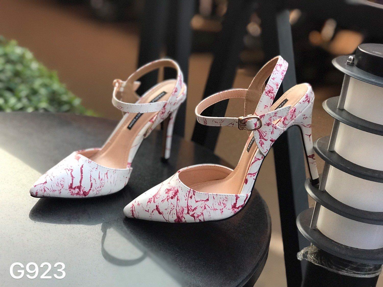 Giày sandal sơn thủy