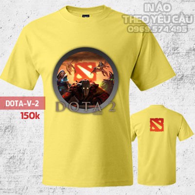 Shop Áo Game DOTA