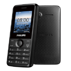 Philips E103 Black