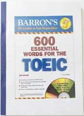 600 Essential Words For The Toeic (Kèm CD)
