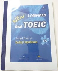 Longman Toeic For Reading Comprehension
