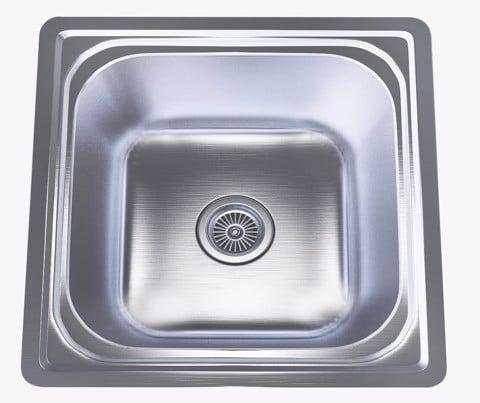 Chậu rửa Inox 304 nguyên khối Đại ThànhDX41005