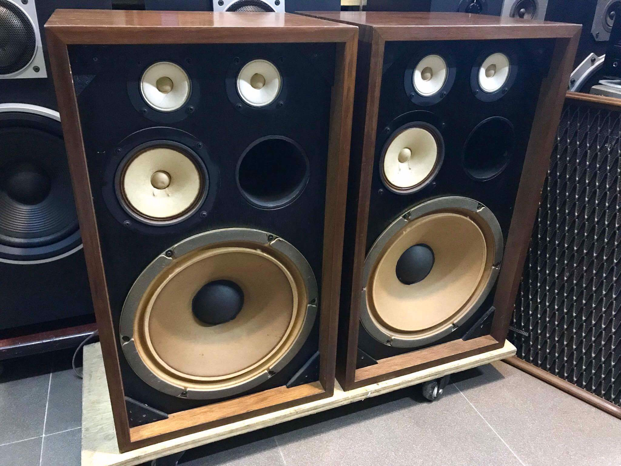 LOA KENWOOD KL-4080 (BASS 30)