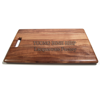 Wood cutting boards