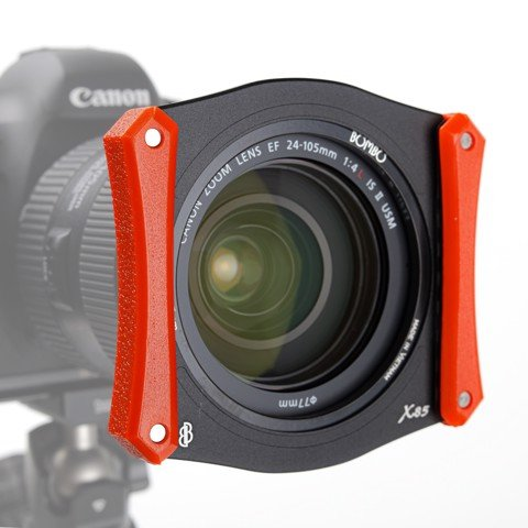 Bombo X85 Ultra Light-weight filter's holder - 85mm system