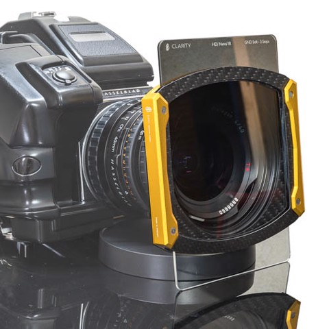 100mm Filter holder for HASSELBLAD 95mm lens