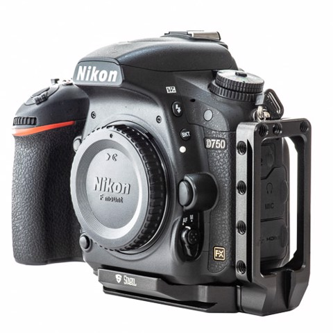 New 2019 Stabil LD750: L PLATES (BRACKET) FOR NIKON D750