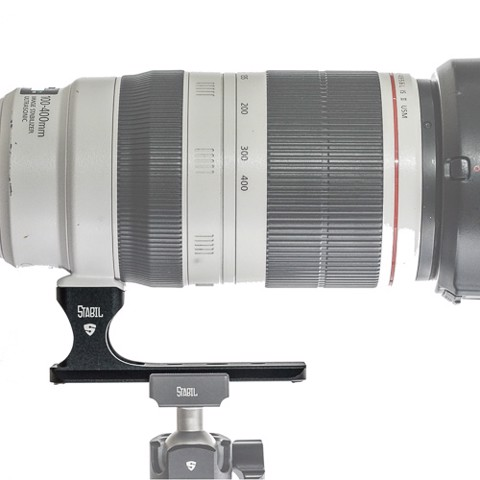 Acra Swiss Type Standard Colar Foot for Sony Telephoto Lens Sony 70-200mm f//2.8 Sony 100-400mm Sony 200-600mm Stabil CFS