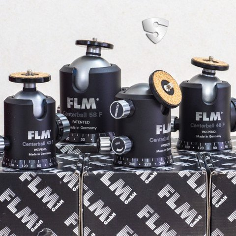 FLM PROFESSIONAL BALL HEAD