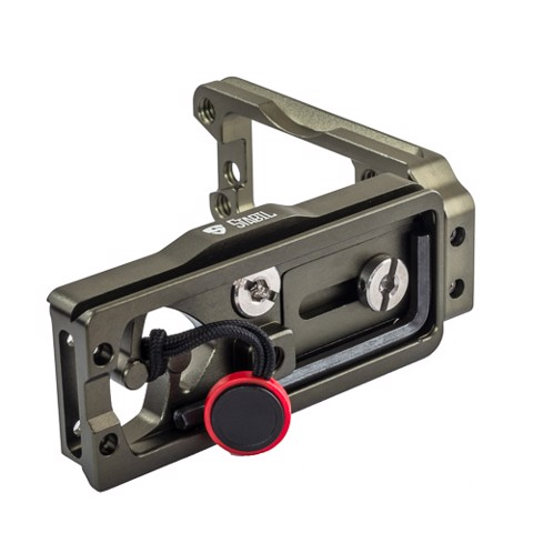 New 2019 Version Stabil LNZ : L Plate (Bracket) for Nikon Z7 / Z6 camera