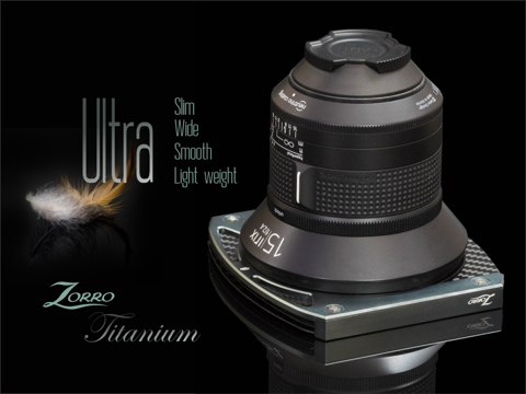 Filter Holder for Irix 15mm f/2.4