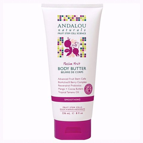 Bơ dưỡng thể Passion Fruit Smoothing Body Butter - Andalou